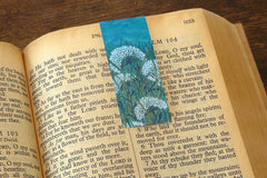'Queen Anne's Lace' by S.R. Bricka, Bookmark in the Bible, Art for God's Glory