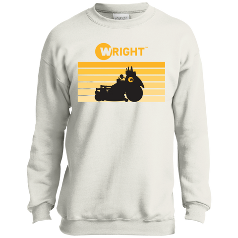 Youth Gradient Sweatshirt