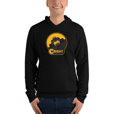 Unisex hoodie Stander ZK Dually Climbing