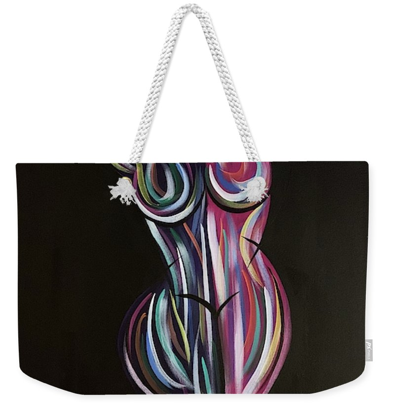 Color Me Bad No 25 - Weekender Tote Bag