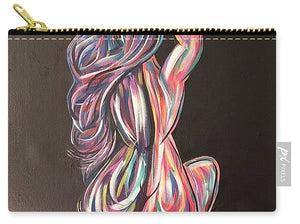 Color Me Bad No 5 - Carry-All Pouch