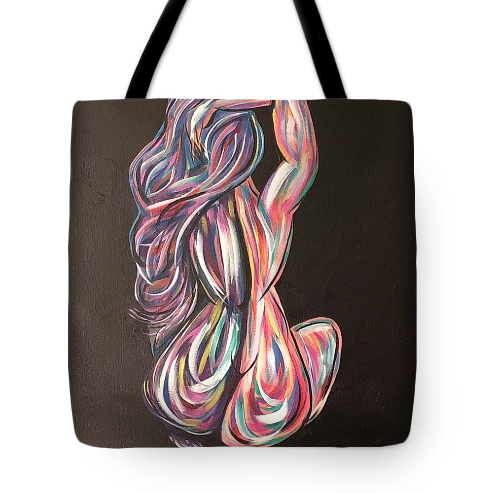 Color Me Bad No 5 - Tote Bag
