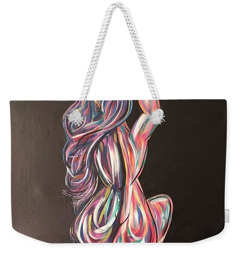 Color Me Bad No 5 - Weekender Tote Bag