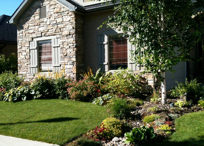Landscape design services provided by your horticulture expert