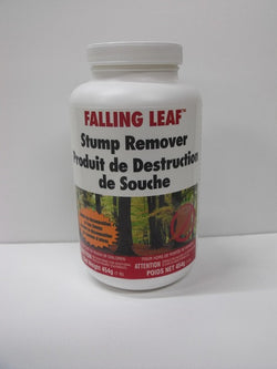 Falling Leaf Stump Remover