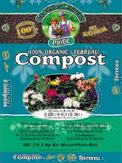 Groundskeeper's Secret Organic Compost 40 Litre Bag