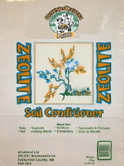 Groundskeeper's Pride Zeolite Soil Conditioner