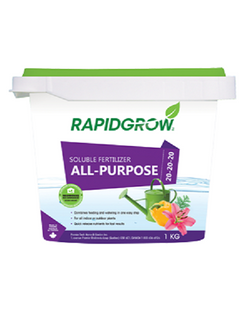 RAPIDGROW ALL PURPOSE FERTILIZER 1KG