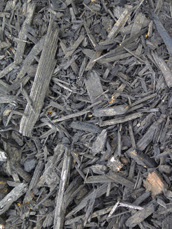 Ecco Chips Charcoal Recycled Mulch 2 cubic feet