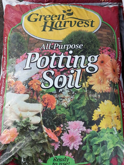 Green Harvest All Purpose Potting Soil 16 litres