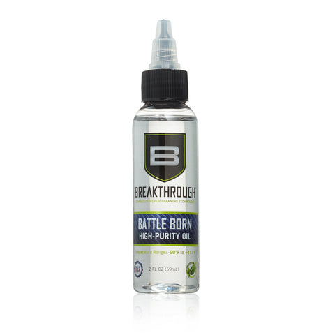 Battle Born High Purity Oil  2 fl oz Bottle