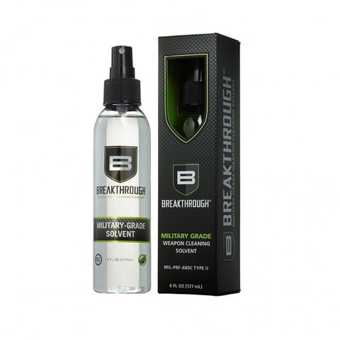 Breakthrough® Military-Grade Solvent  6 fl oz Spray Bottle