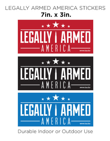 Legally Armed America - Logo