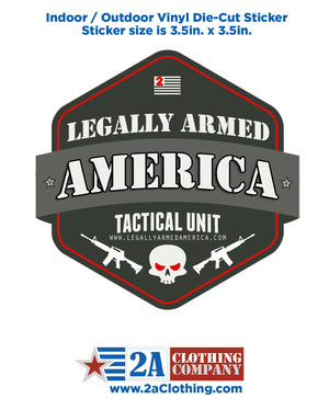 Legally Armed America - Tactical Unit
