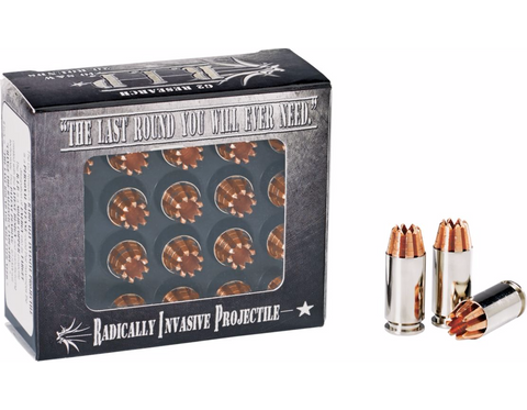 G2 Research R.I.P. Handgun Ammunition - .40 Smith & Wesson