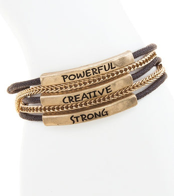 POWERFUL, CREATIVE, STRONG MAGNETIC CLOSURE