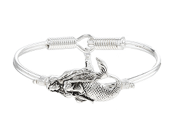 BE A MERMAID BANGLE BRACELET