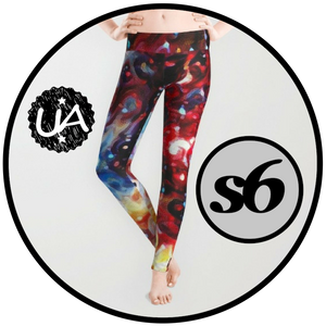 Unhinged Artistry on Society6