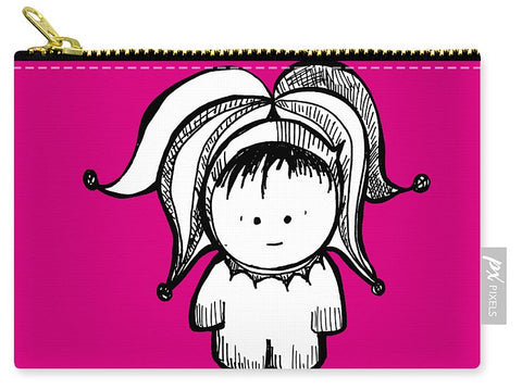 Sillypants - Carry-All Pouch