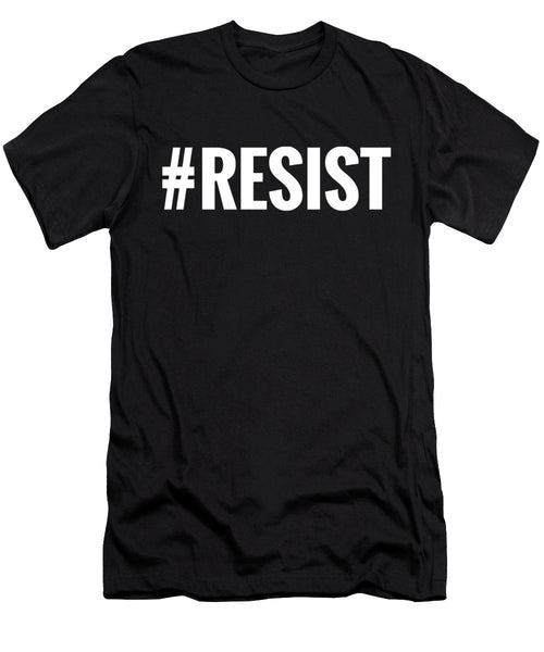 Resist - Adult T-Shirt (Athletic Fit)