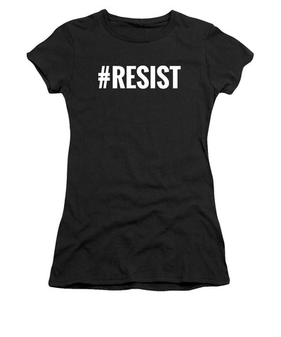 Resist - Adult Fitted T-Shirt