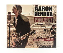 AARON HENDRA PROJECT ALIVE TOUR EP