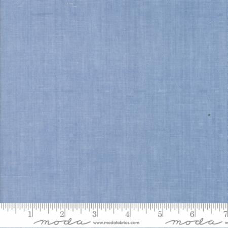 Moda Chambray in Light Blue