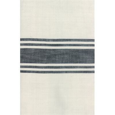 "Urban Cottage 16"" Toweling in Ivory/Black - Urban Chiks"