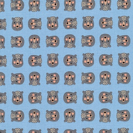 Mini Bears on Denim - Andie Hanna