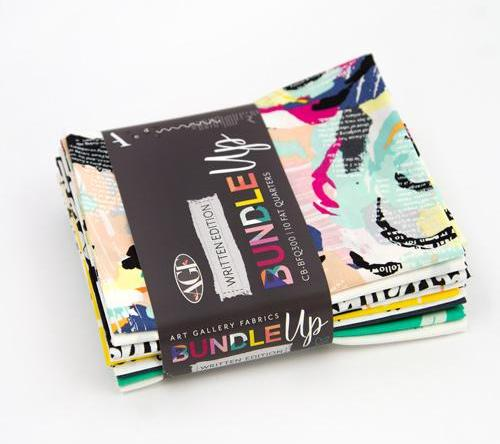 Bundle Up - Written Edition - Art Gallery Fabrics (Pre-order)
