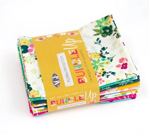 Bundle Up - Floralism Edition - Fat Quarter Bundle