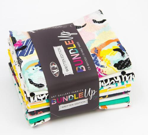 Bundle Up - Written Edition - Half Yard Bundle