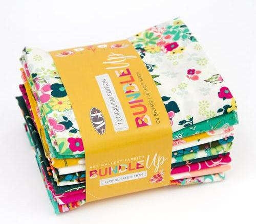 Bundle Up - Floralism Edition - Half Yard Bundle