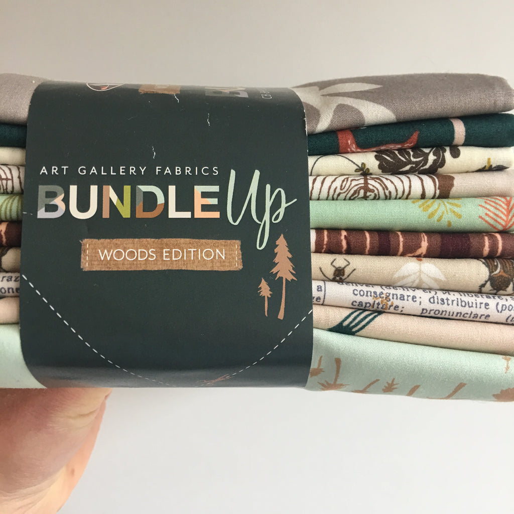 Bundle Up - Woods Edition - Art Gallery Fabrics