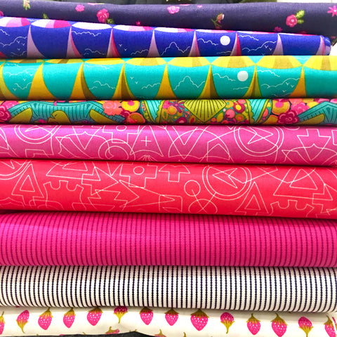 Road Trip Half Metre Bundle - Alison Glass
