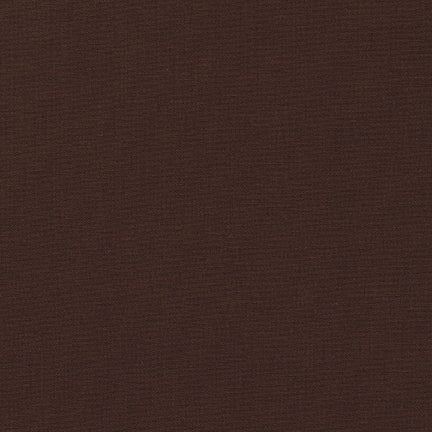 Kona Cotton Solids - Coffee