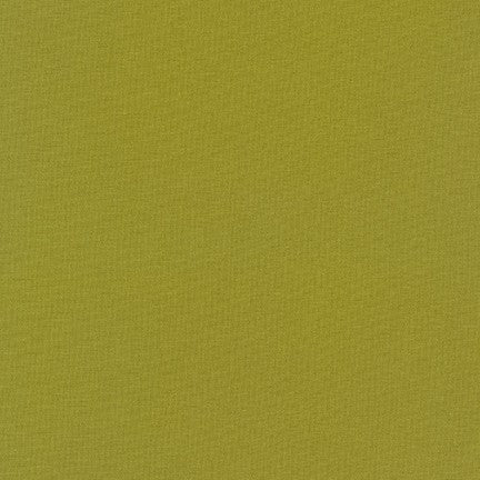 Kona Cotton Solids in Olive