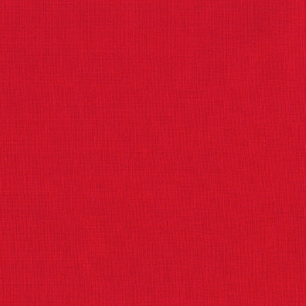 Kona Cotton Solids - Red