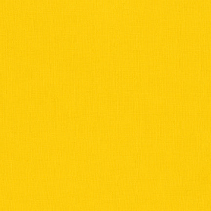 Kona Cotton Solids - Canary
