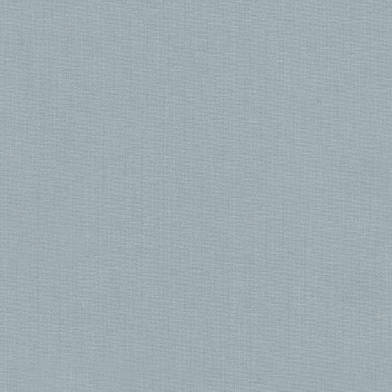 Kona Cotton Solids - Titanium