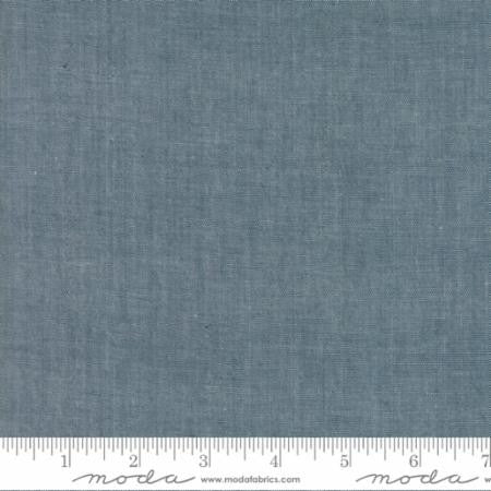 Moda Chambray in Grey
