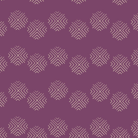 Here and Now Purpurite - Art Gallery