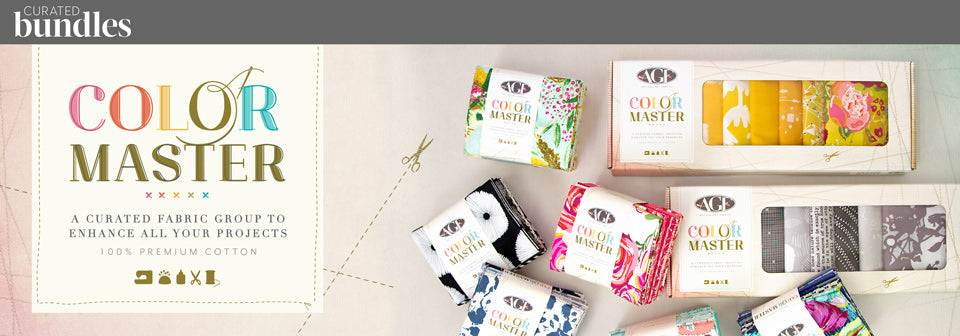 MONTHLY AGF Colour Master Subscription Club