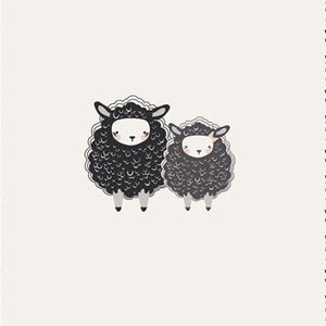 One, Two, Sheep Panel - Art Gallery Fabrics