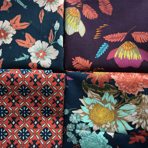 Autumn Vibes Half Metre Bundle - Art Gallery Fabrics