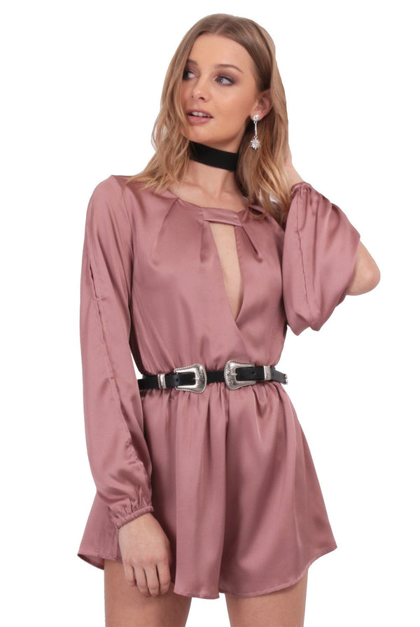 Ria Rose Playsuit
