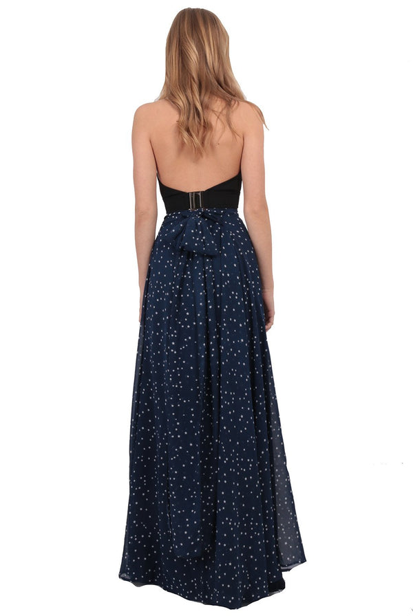 Star Dust Maxi Skirt
