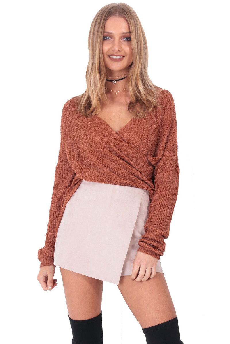 Midnight Mystery Skort / Blush