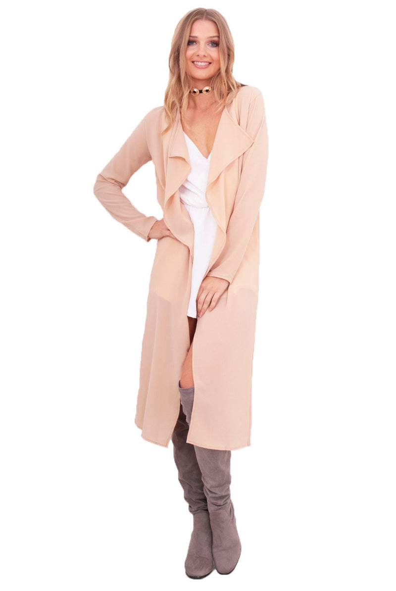 Ashbury Duster / Nude