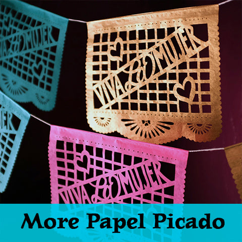 More Papel Picado